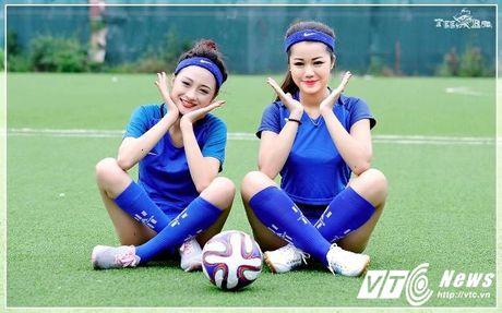 Hot girl Ha thanh xinh dep du doan doi tuyen Phap vo dich Euro 2016 - Anh 12