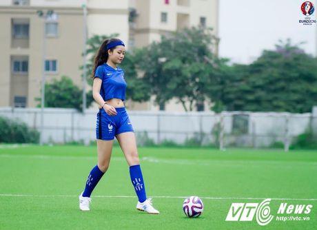 Hot girl Ha thanh xinh dep du doan doi tuyen Phap vo dich Euro 2016 - Anh 7