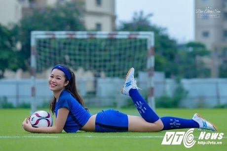 Hot girl Ha thanh xinh dep du doan doi tuyen Phap vo dich Euro 2016 - Anh 8