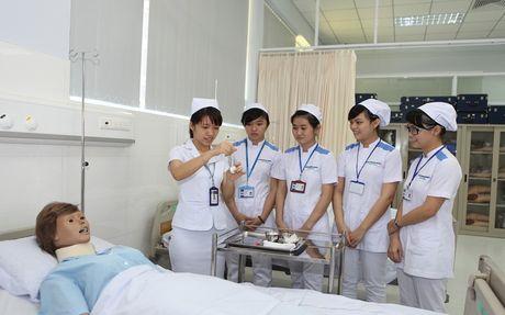 Cu nhan dieu duong o Nhat Ban luong 42 trieu dong/thang - Anh 1