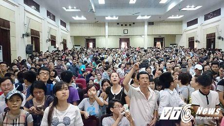 Bo truong Phung Xuan Nha: Khong de xay ra lon xon, gay buc xuc du luan khi xet tuyen - Anh 1