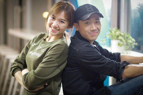 Hari Won 'tat gao nuoc lanh' vao Tran Thanh sau on ao chia tay - Anh 2