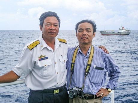 Ong Tran Ba Dung: Dao duc la van de cot loi, nen tang cua nguoi lam bao - Anh 1