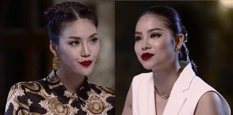 """Pham Huong dap tra che bai """"tu tin thai qua"""" cua Lan Khue? - Anh 2"""