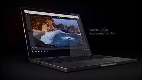 Google co ke hoach san xuat them Chromebook Pixel moi - Anh 1