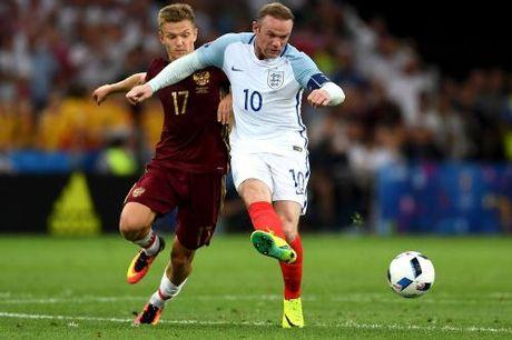 Slovakia vs Anh: Be nanh 'Su tu' - Anh 1