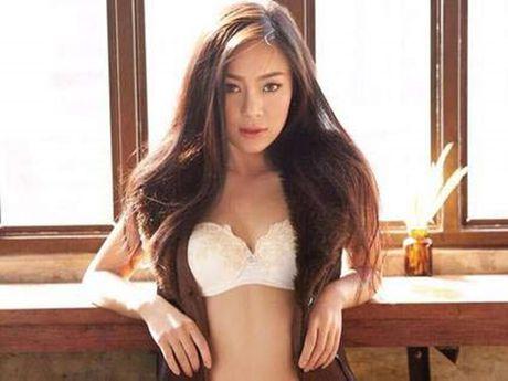 Hotgirl ban do an vat Thai Lan noi tieng vi qua… goi cam - Anh 5