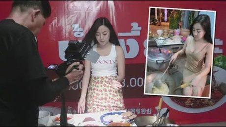 Hotgirl ban do an vat Thai Lan noi tieng vi qua… goi cam - Anh 7