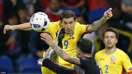 Albania vo oa trong chien thang lich su o EURO - Anh 2