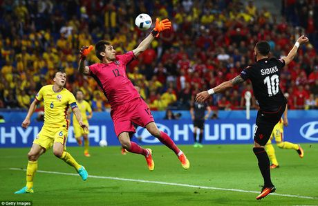 Albania vo oa trong chien thang lich su o EURO - Anh 7