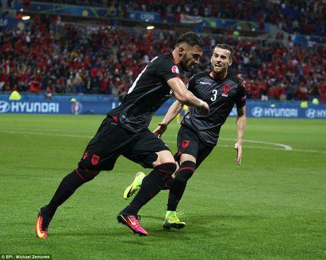 Albania vo oa trong chien thang lich su o EURO - Anh 9