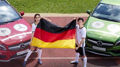 Mercedes-Benz Viet Nam co vu doi tuyen Duc tai Euro 2016 - Anh 1