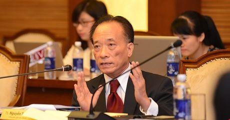 """TS. Nguyen Tri Hieu: """"Toi lo ngai mot so ngan hang dang che giau no xau"""" - Anh 1"""