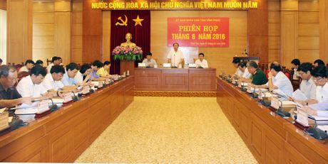 Vinh Phuc: Thu ngan sach 6 thang dat tren 14.000 ty dong - Anh 1