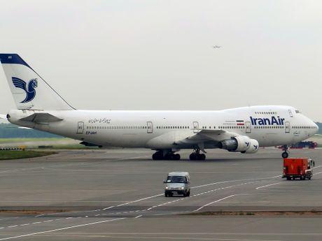 Iran da hoan thanh hop dong mua 100 chiec may bay cua Boeing - Anh 1