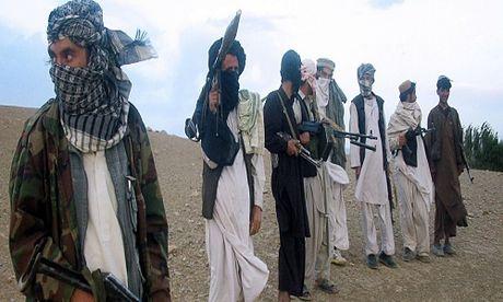 Thu linh Taliban bi bat gon tai mien Bac Baghlan - Anh 1