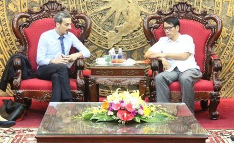 UNODC san sang ho tro, hop tac voi Thanh tra Chinh phu - Anh 1