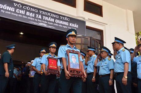 Nguoi dan tiec thuong phi cong xuat sac cua khong quan Viet Nam - Anh 16