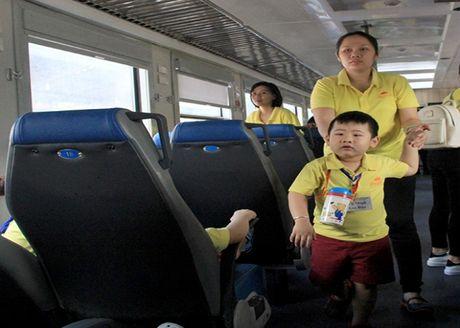 Hon 100 em nho kham pha tuyen tau ngoai o Sai Gon – Binh Duong - Anh 2