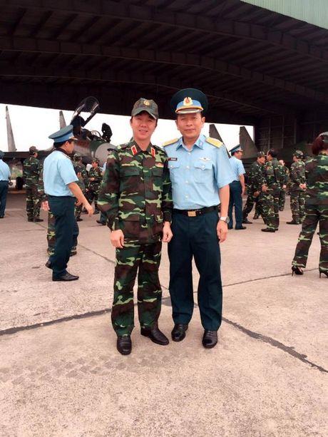 Tiec thuong tien Dai ta phi cong Tran Quang Khai ve voi bau troi - Anh 3