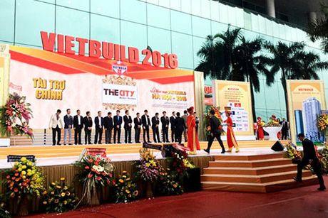 800 doanh nghiep tham gia Vietbuild TP. HCM 2016 lan 1 - Anh 1