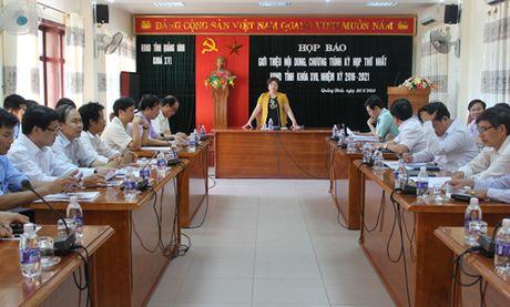 HDND tinh Quang Binh xem xet thanh lap So Du lich - Anh 1