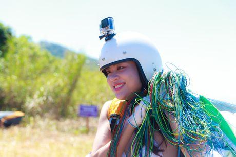 Bay du luon, ngam bien Da Nang tu do cao 600 m - Anh 1