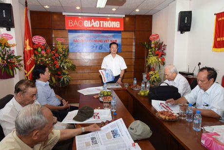 Bao Giao thong gap mat can bo huu tri - Anh 1