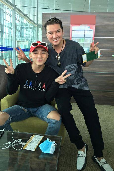 Mr. Dam khoai chi vi duoc ca nha Son Tung M-TP me - Anh 1