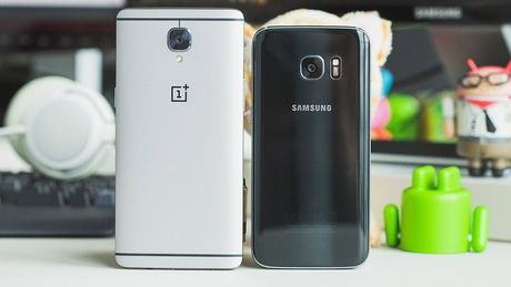 "OnePlus 3: ""ke huy diet"" Samsung Galaxy S7? - Anh 2"