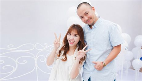 Hari Won cong khai benh Tien Dat khong lo Tran Thanh ghen tuong - Anh 3
