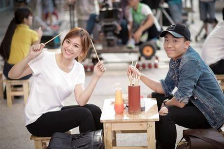 Hari Won cong khai benh Tien Dat khong lo Tran Thanh ghen tuong - Anh 4