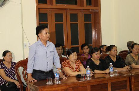 Pho Thu tuong tham hoi, dong vien gia dinh Dai ta Tran Quang Khai - Anh 4
