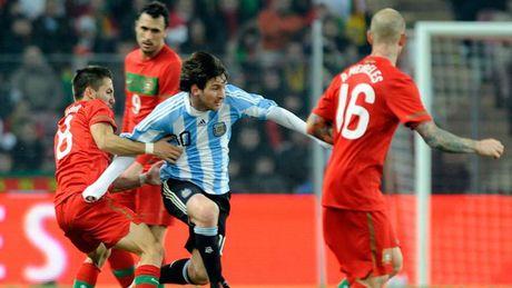 54 khoanh khac giup Messi sanh ngang 'vua doi bom' Batistuta (P1) - Anh 17
