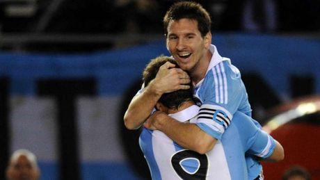 54 khoanh khac giup Messi sanh ngang 'vua doi bom' Batistuta (P1) - Anh 19