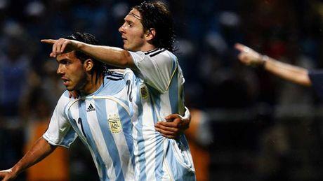 54 khoanh khac giup Messi sanh ngang 'vua doi bom' Batistuta (P1) - Anh 6