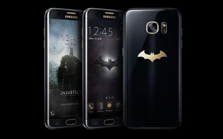 Samsung Galaxy S7 Batman 'doi gia' 45 trieu dong tai Viet Nam - Anh 1