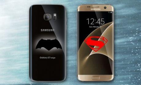 Samsung Galaxy S7 Batman 'doi gia' 45 trieu dong tai Viet Nam - Anh 2