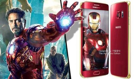 Samsung Galaxy S7 Batman 'doi gia' 45 trieu dong tai Viet Nam - Anh 4