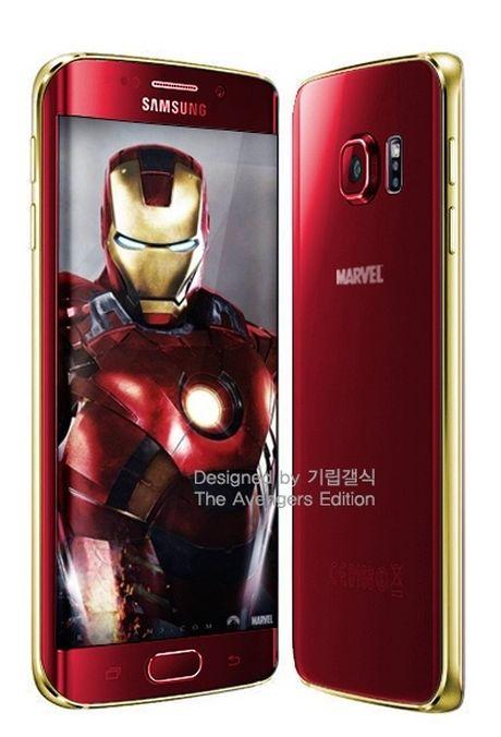Samsung Galaxy S7 Batman 'doi gia' 45 trieu dong tai Viet Nam - Anh 5