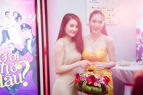 Su that ve moi quan he giua em gai Cong Vinh va Thuy Tien - Anh 1