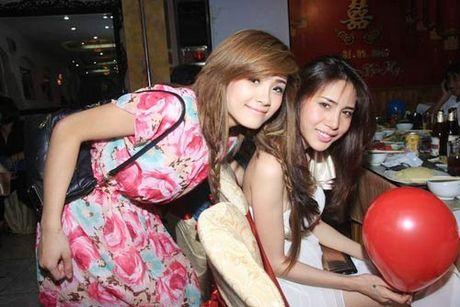 Su that ve moi quan he giua em gai Cong Vinh va Thuy Tien - Anh 5