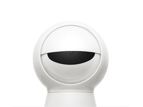 Robot dang so biet 'dieu khien' tre em - Anh 1