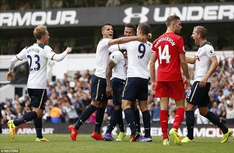 Tottenham 1-1 Liverpool: Cam chan nhau - Anh 1