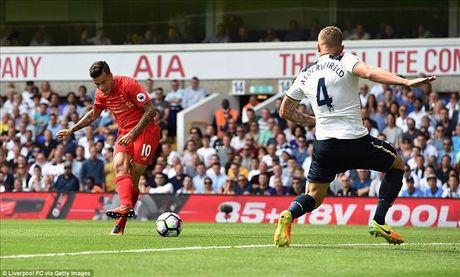 Tottenham 1-1 Liverpool: Cam chan nhau - Anh 2
