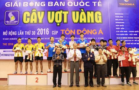 Giai bong ban quoc te Cay vot vang 2016: Chung ket nghet tho - Anh 1