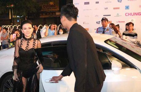 Dan sao Viet khoe sac tren tham do chung ket HHVN 2016 - Anh 1