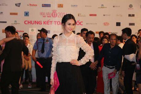 Dan sao Viet khoe sac tren tham do chung ket HHVN 2016 - Anh 6