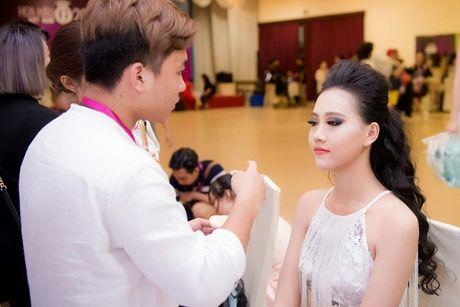 Thi sinh Hoa hau Viet Nam da san sang cho dem chung ket - Anh 6