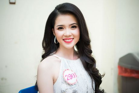 Thi sinh Hoa hau Viet Nam da san sang cho dem chung ket - Anh 8